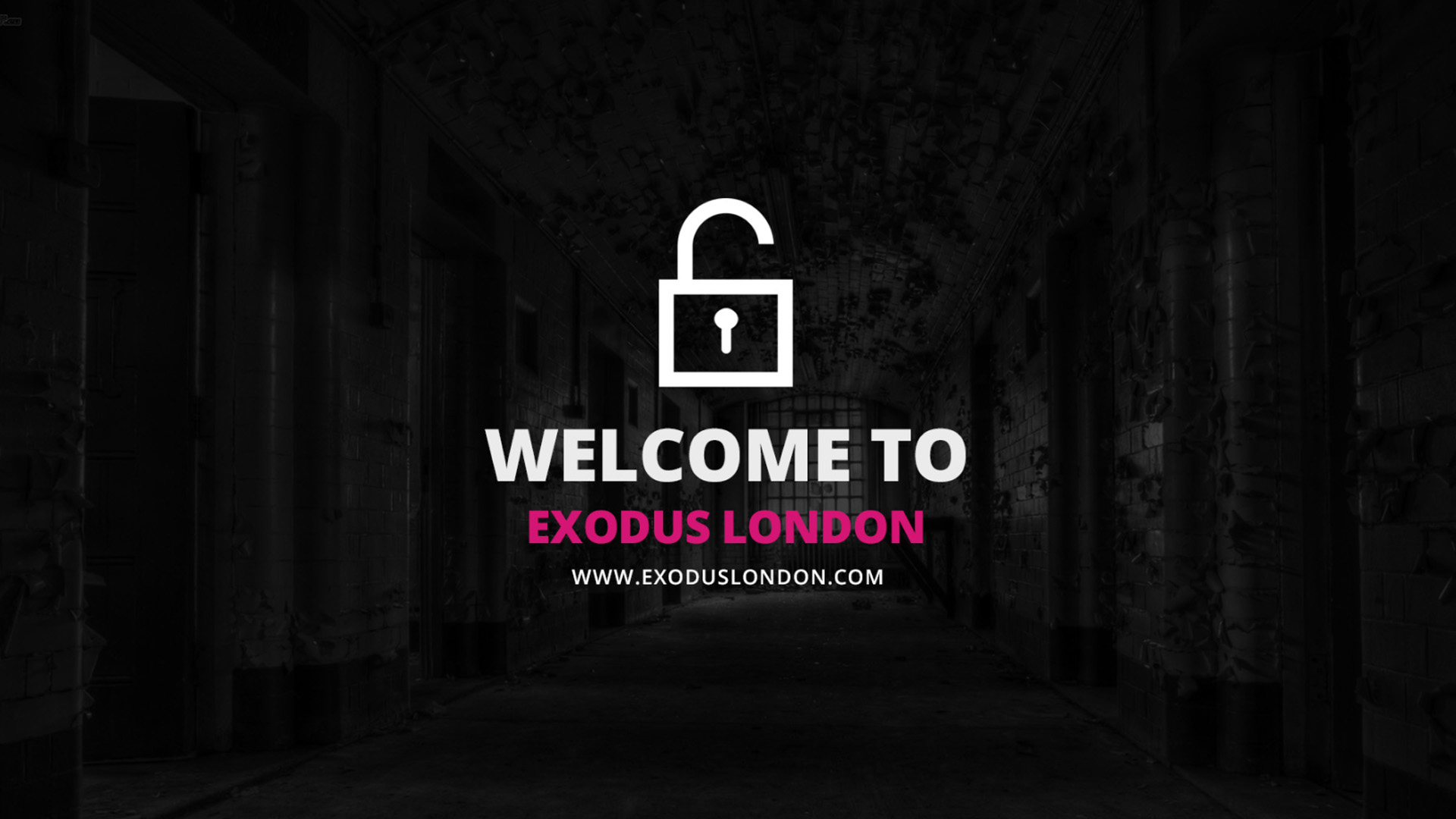 Welcome to Exodus