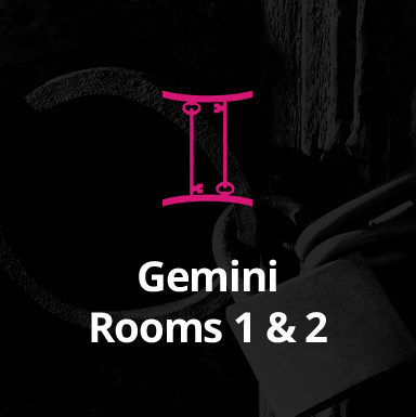 Gemini Rooms 1 & 2